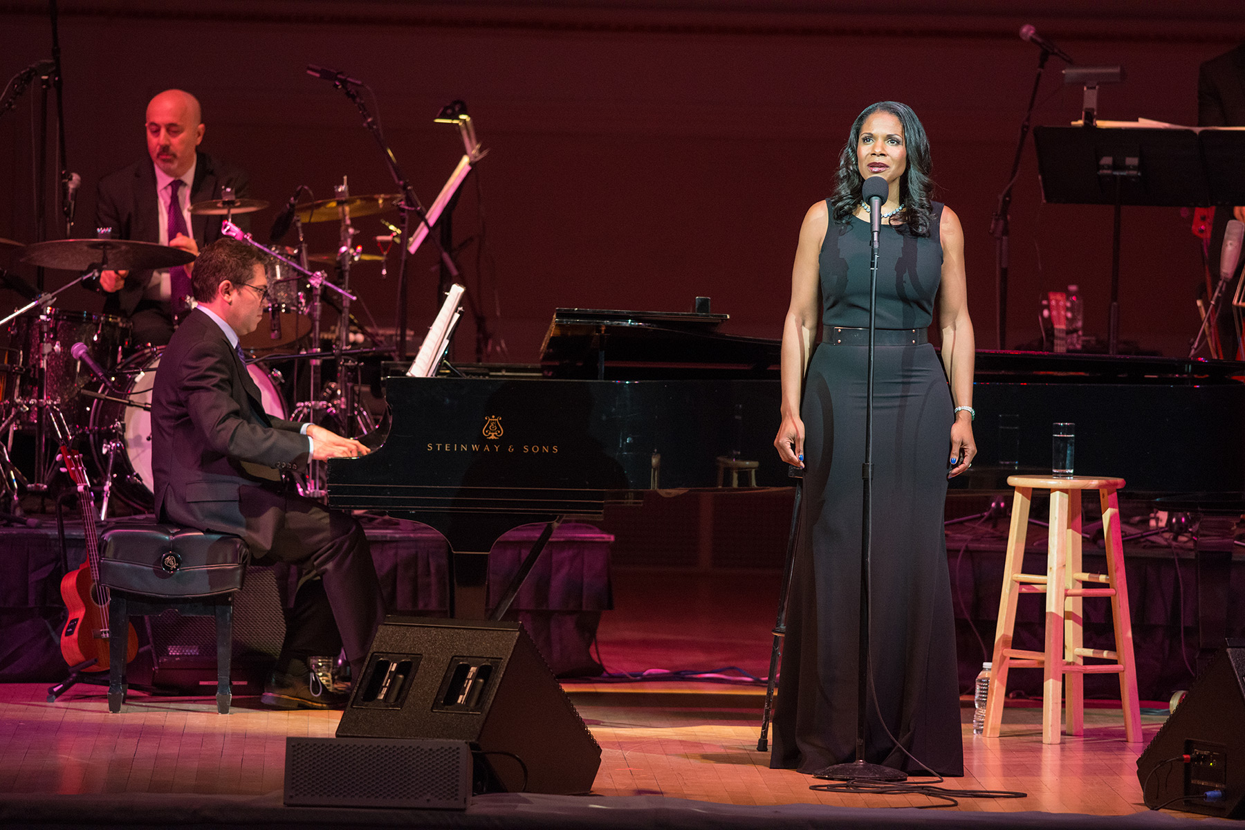Audra McDonald billie holiday review