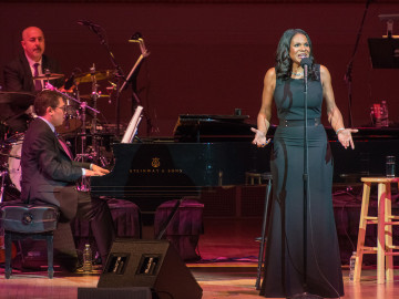 CONCERT REVIEW: AUDRA MCDONALD AT NYC'S CARNEGIE HALL • 04.29.2015