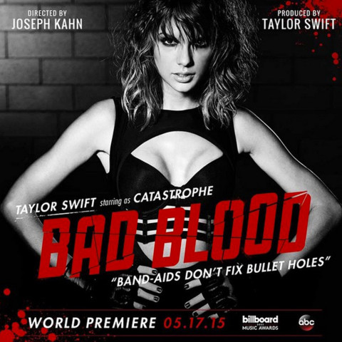 Taylor Swift 'Bad Blood'