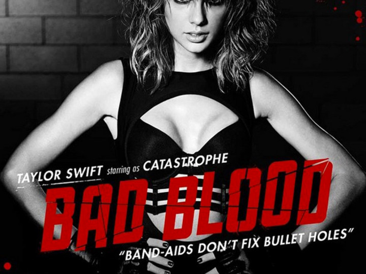 MUSIC VIDEO: TAYLOR SWIFT + KENDRICK LAMAR + FRIENDS PRESENT 'BAD BLOOD'