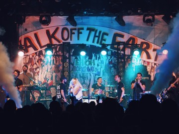 IMAGES: Walk Off The Earth @ El Rey Theatre 06.02.2015