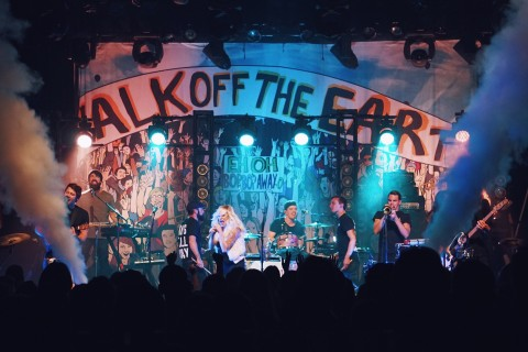 Walk Off The Earth El Rey Theatre Los Angeles CA 06.02.2015