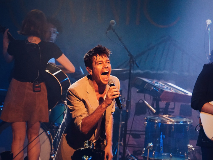 IMAGES + VIDEO: Nate Ruess @ Teragram Ballroom 06.24.2015