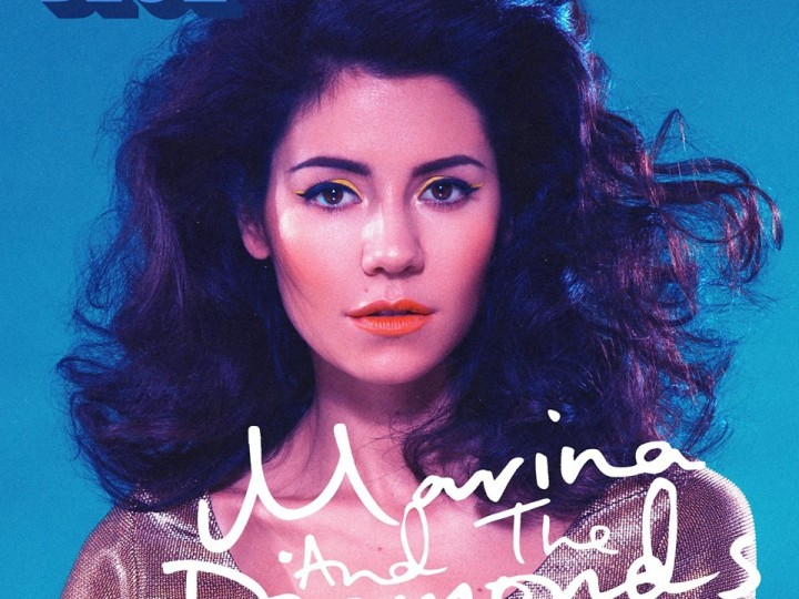 MUSIC VIDEO: MARINA AND THE DIAMONDS GOES 'BLUE'