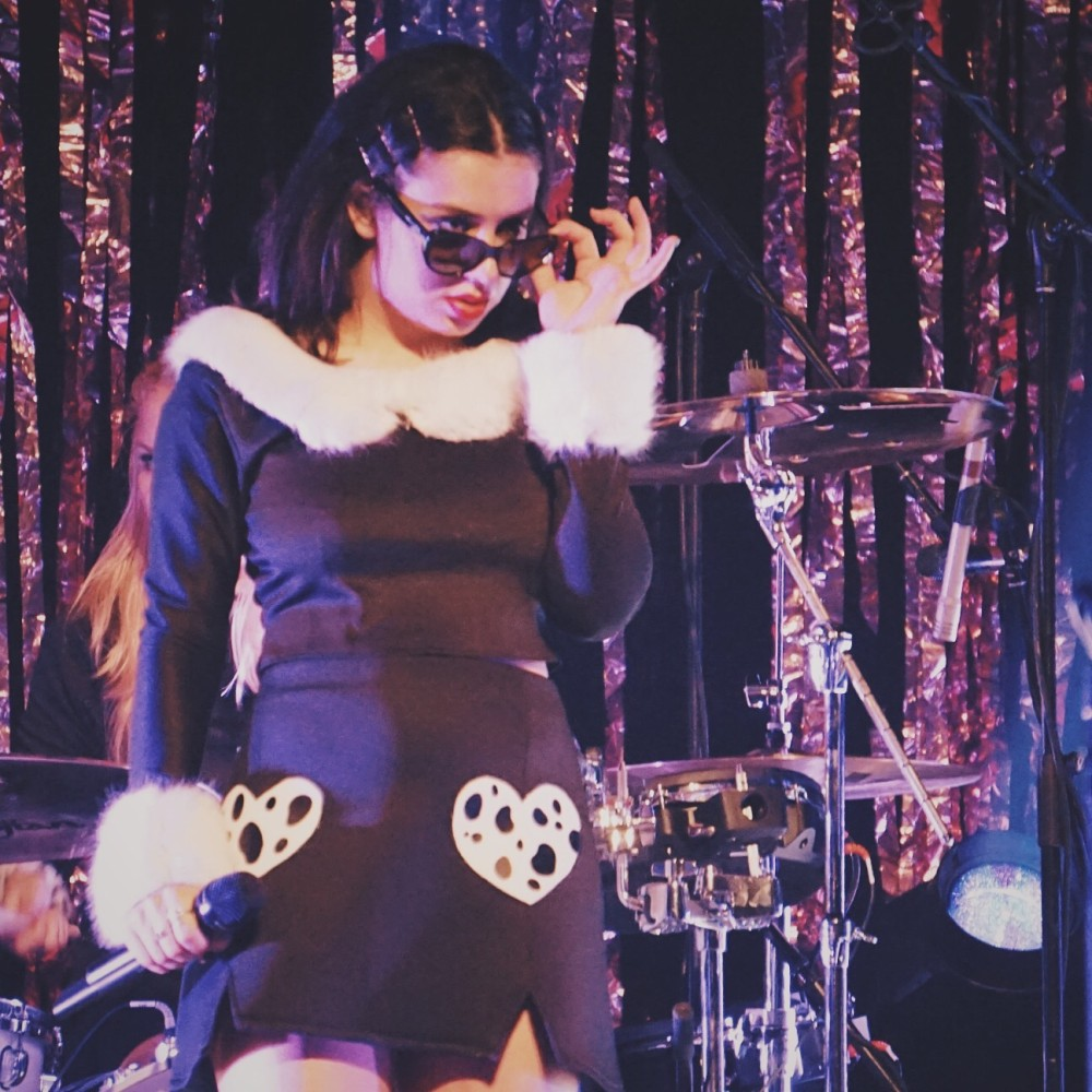 Charli XCX The Observatory North Park 07.21.15