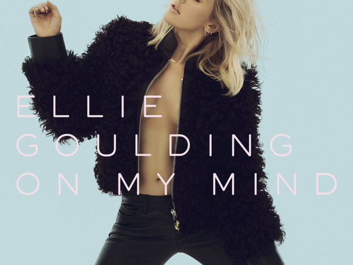 MUSIC VIDEO: ELLLIE GOULDING RETURNS WITH 'ON MY MIND'