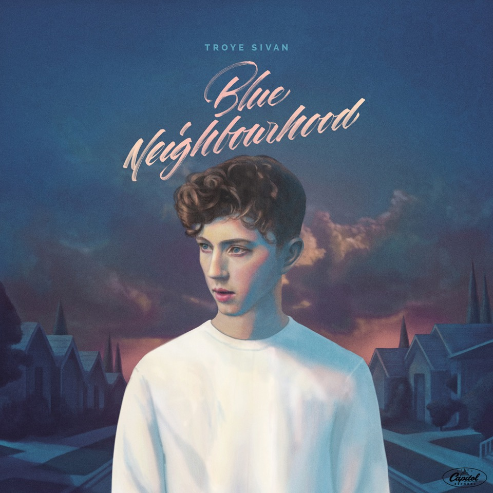 Blue Neighbourhood Troye Sivan
