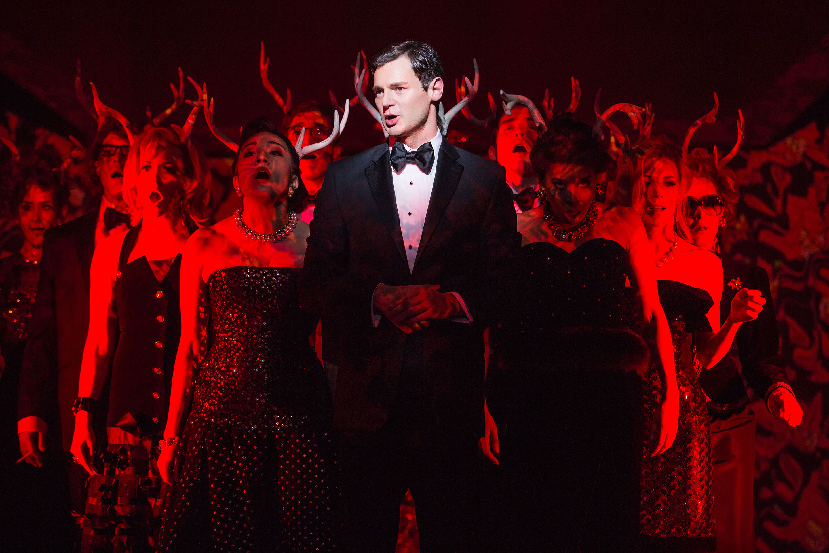 American Psycho The Musical on Broadway