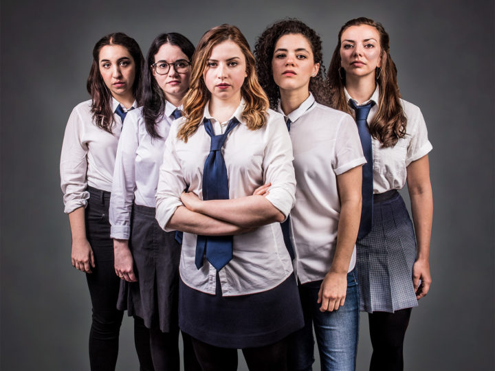 "EXCLUSIVE: INTERVIEW WITH ALYSSA MAY GOLD, CREATOR OF OFF-BROADWAY'S ALL-FEMALE ""JULIUS CAESAR"""