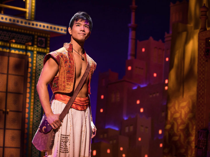 EXCLUSIVE: TALKING 'ALADDIN' WITH BROADWAY STAR TELLY LEUNG