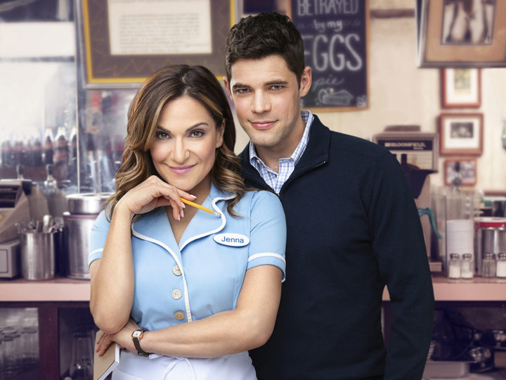 EXCLUSIVE: TALKING 'WAITRESS' WITH NEW STARS SHOSHANA BEAN, NOAH GALVIN AND JEREMY JORDAN
