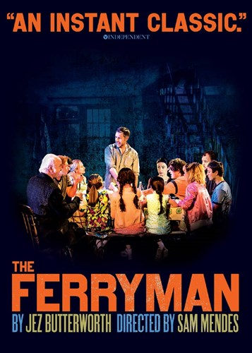 ROAD TO THE TONY AWARDS 2019: TALKING 'THE FERRYMAN' WITH JACK DIFALCO