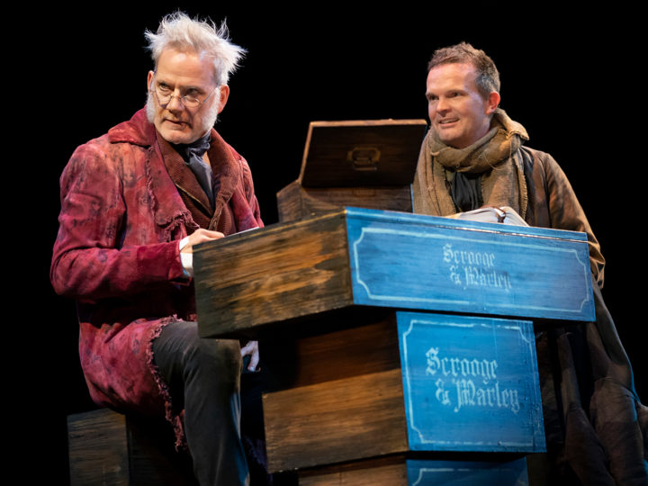 REVIEW: 'A CHRISTMAS CAROL' COMES TO BROADWAY!