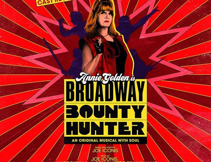 EXCLUSIVE: TALKING 'BROADWAY BOUNTY HUNTER' WITH STAR ANNIE GOLDEN