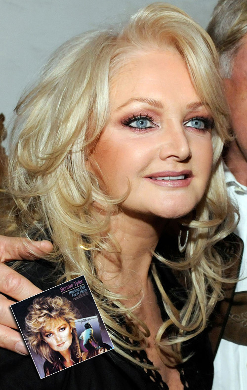 Had plastic has surgery tyler bonnie Bonnie Tyler